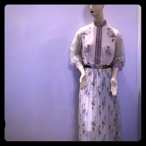 Dresses & Skirts - Vintage 60s dress